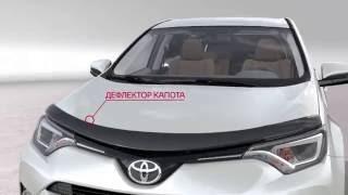 Оригинальные аксессуары для Toyota RAV4(, 2016-07-07T13:44:56.000Z)