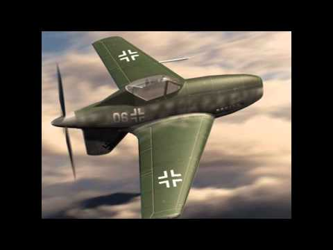 Luftwaffe46 German projects of 1946