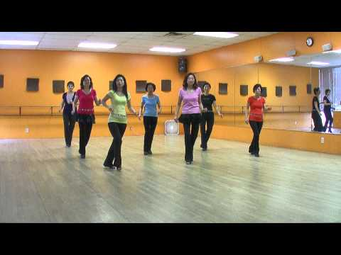 Let's Dance Again - Line Dance (Dance & Teach in English & 中文)