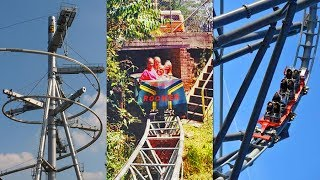 10 Short-Lived, Defunct Roller Coasters