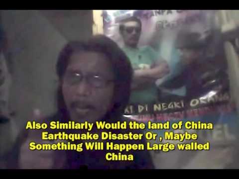 Ramalan Musibah dr Amerika -arab hingga China DEWA ABDOEL