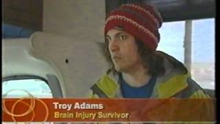 Troy Adams Interview -  Out of the Fog - hypes up Cross Canada Run 3-29-2012