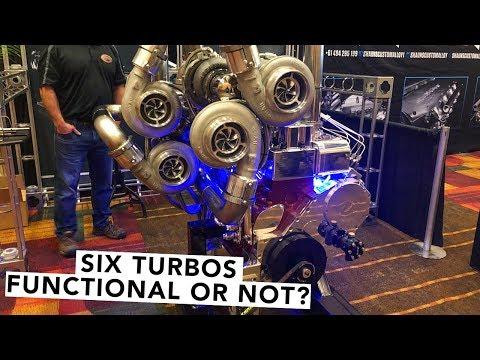 2018 PRI Show - New Parts, Crazy Engines, Insane Cars