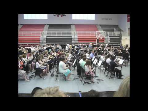 Westmoore High School Band - Spring Concert