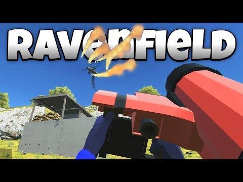 Hydra Launcher and Other Secret Guns! - Ravenfield Gameplay - Ravenfield Beta 6 - Steam!