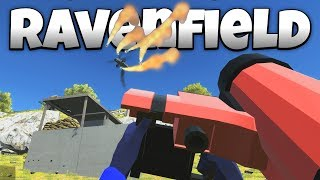 Hydra Launcher and Other Secret Guns! - Ravenfield Gameplay - Ravenfield Beta 6 - Steam!