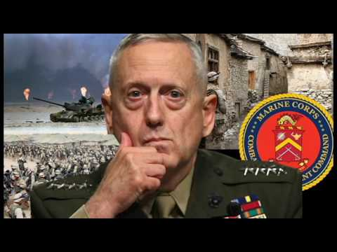 5 Unknown Facts about The New Secretary of Defense James 'Mad Dog'' Mattis!!!