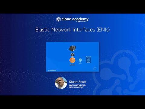 Elastic Network Interfaces ENIs