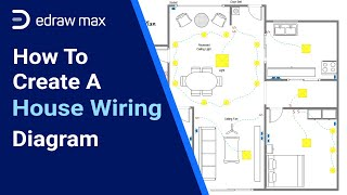 How to Create a House Wiring Diagram | Complete House Wiring Diagram Guide | EdrawMax screenshot 5