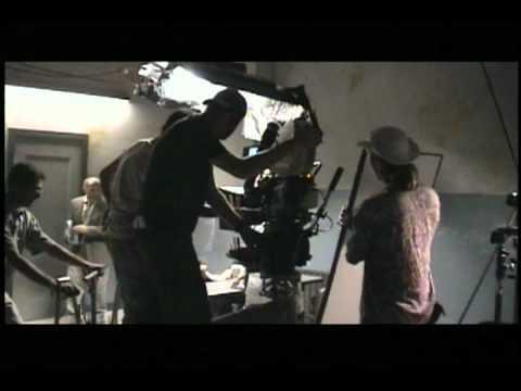 Tim Duquette filming INSIDE opposite Jeremy Sisto.