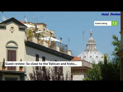 Hotel Residence Vatican Suites *** Hotel Review 2017 HD, Vatican - Prati, Italy