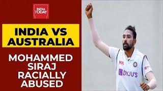 <b>India vs Australia</b>: Mohammed Siraj Racially Abused At SCG, Team ...