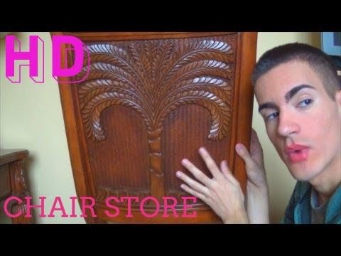 Chair Store Roleplay (Softly Spoken ASMR)