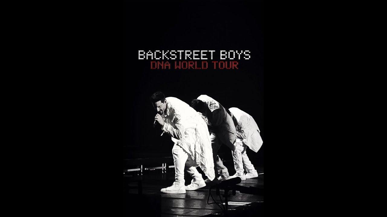 BACKSTREET BOYS DNA WORLD TOUR - BOGOTÁ, CO  2020
