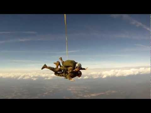 Jump Training -  2nd Marine Division
