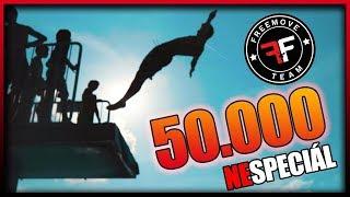 PLACÁK ZA 50.000 ODBĚRŮ?! | Freemove