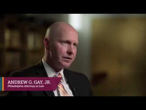 Personal Injury Trial Preparation - Philadelphia Attorney Andrew G. Gay, Jr.