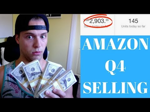 How To Make Money Selling On Amazon FBA Q4 With NO Experience (Live Q&A)