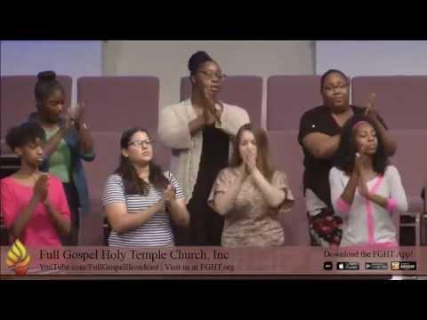FGHT Dallas: Soul Harvest Revival