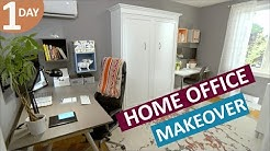 Home Office Makeover in a Day | Scott's House Call (EP 19)