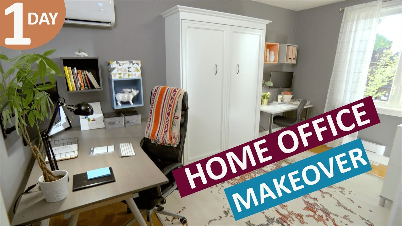 Home Office Makeover ...