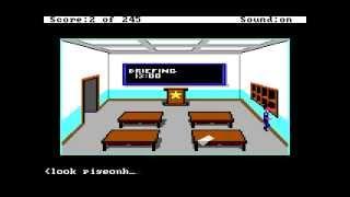 Police Quest Postscript:  Re-evaluation of Sierra, Sierra vs. LucasArts, more adventure games?