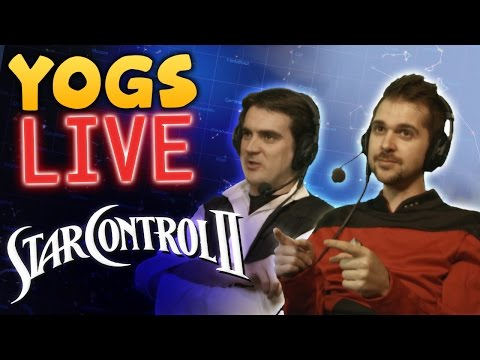 STAR CONTROL 2 - Lewis & Ben Save the World! - 26th October 2016