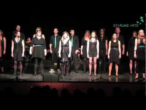 I Sing the Body Electric - Starling Arts