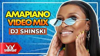 Amapiano, Afrobeat Mix Vol 1 - Dj Shinski [Amanikiniki, John Vuli Gate, Kabza De Small, Sukendlelen]