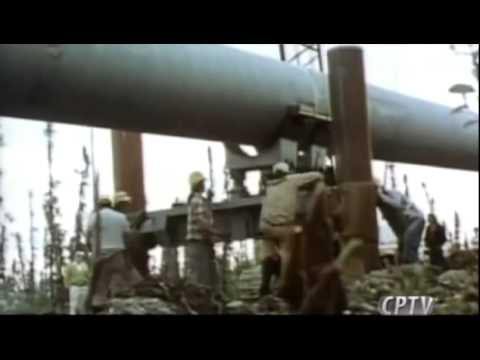 Building the Trans Alaska Pipeline System