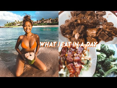 What I Eat In A Day || filipino adobo & more🇵🇭