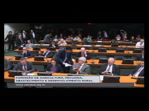 AGRICULTURA, PECUÁRIA, ABASTECIMENTO DESENV. RURAL - Reunião Deliberativa - 11/04/2018 - 10:32