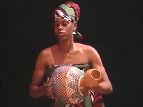 Afrocentric Dance Family Performance during the Black History Month Celebration on February 2,1994