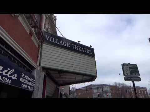 Abandoned Movie Theater (Village Theater)