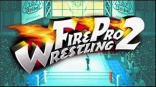 Fire Pro Wrestling 2 (GBA) Soundtrack - Menu Theme