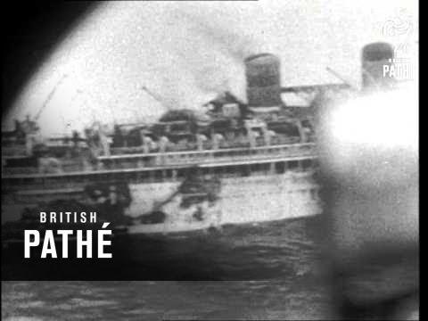 Lakonia Disaster - Fire At Sea (1963)