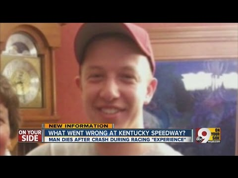 Ky. Speedway Death Leaves Many Questions