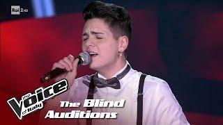"Mirco Pio Coniglio ""Piccola anima"" - Blind Auditions #4 - The Voice of Italy 2018"