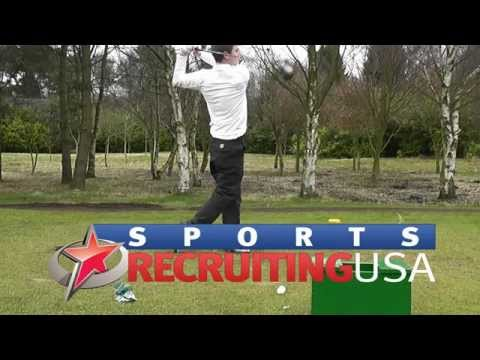 David Houlding (Eng): Golf, Fall 2013 Entry. (Currently with William Wood Uni)
