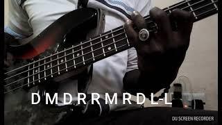 Naija Makosa bass line