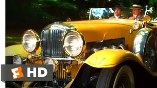 The Great Gatsby (2013) - Gatsby's Wild Ride Scene (3/10) | Movieclips