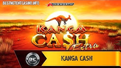Kanga Cash Extra slot by Ainsworth