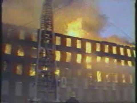 Arlans Building Fire