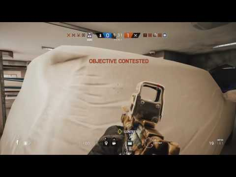 R6 1v4 Mute Ranked
