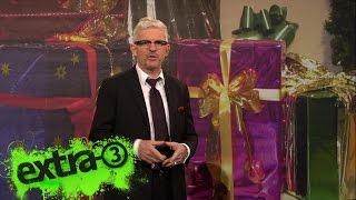 Adventszeit-Experte Heinz Strunk