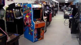 2004 Namco Donkey Kong/ Jr. /Mario Bros. Nintendo Arcade Game!  Classic re-release!