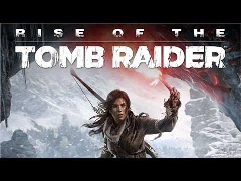 Прохождение Rise of the Tomb Raider — Часть 1: Лара Крофт - Расхитительница Гробниц