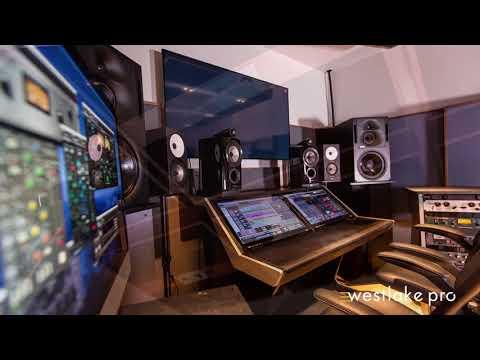 Westlake Pro Studio B - Timelapse