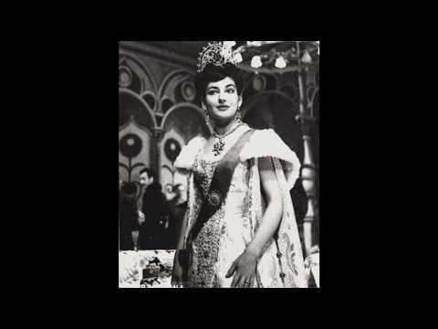 Amor ti vieta Maria Callas & Franco Corelli Fedora