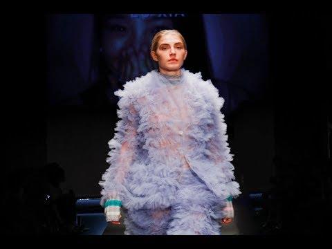 Istituto Marangoni Milano Graduating Fashion Show 2017
